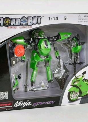 Трансформер мотоцикл