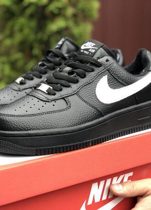 Мужские Кроссовки Nike Air Force на меху