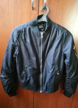 Куртка-бомбер турецкая