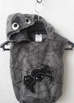Костюм паучка на Хэллоуин
