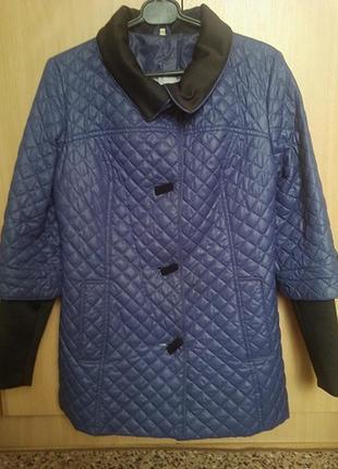 Куртка деми стеганная р.м