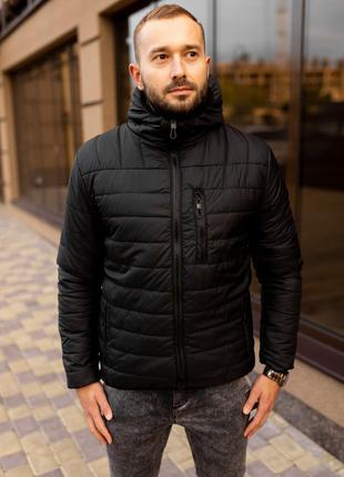 Мужская стеганая куртка