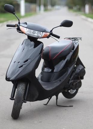Honda Dio 34 Black Скутер Мопед
