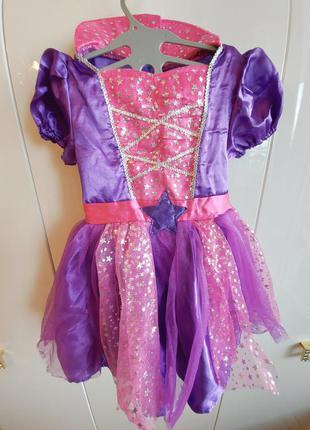 Новогоднее платье на 1-2 годика