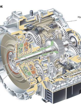 Ремонт АКПП Ford Тернопіль 6dct450 Powershift