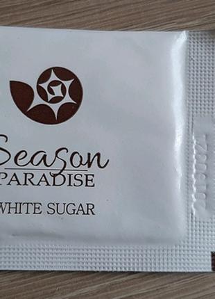 Пакетик с сахаром, сиик