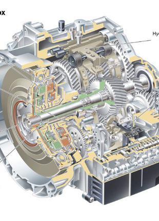 Ремонт АКПП Powershift Киев 6dct450 Ford Volvo Адаптация
