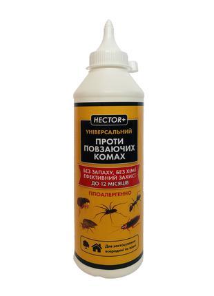 Средство от клопов, тараканов, блох, муравьев, пауков Гектор