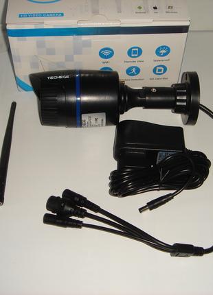 Видеокамера, wifi ip-камера Techege JW-BT511SW TV-20.