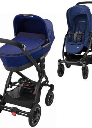 Универсальная коляска 2 в 1 Maxi-Cosi Stella River Blue
