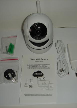 Видеокамера, Wi-Fi IP Камера TV-288ZD. (Видеоняня).