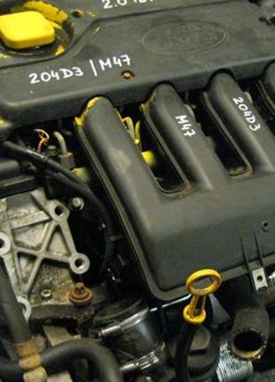 Разборка Land Rover Freelander (LN) (2000), двигатель 2.0 TDI 204