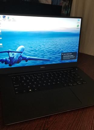 Ноутбук Dell XPS 15. 9560