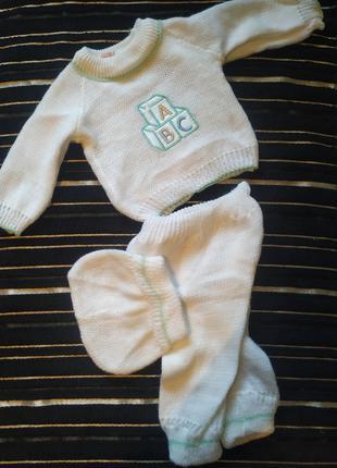 Комплект для новорожденного (грудничка)
