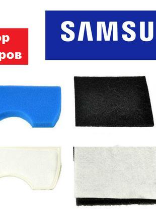 Фильтра фільтр на пылесос Samsung 01040 набор SC4325, 4330, 4335,