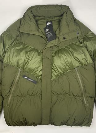 Пуховик куртка Nike Down Fill (928893-395)
