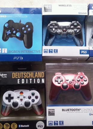 Гемпад Usb PS3 Sony PlayStation 3 PC до компютера Wii U