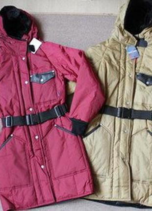 Длинная куртка ( пальто ) великолепного качества ( зима ) от e...