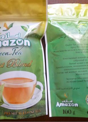 чай Amazon