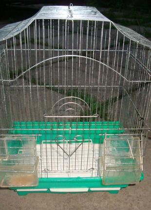 Клітка для папугая