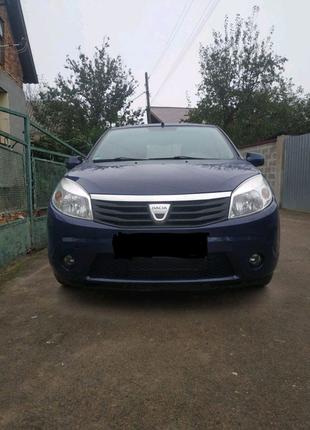 Продам срочно Dacia Sandero 2009