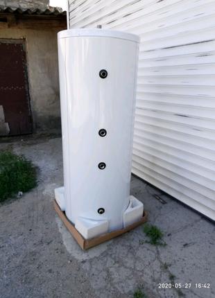 Баки косвенного нагрева с нержавеющей стали с медными теплообменн