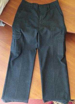 Школьные брюки на 9 лет