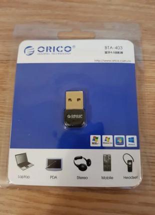 USB Міні Bluetooth 4.0 Адаптер ORICO BTA-403