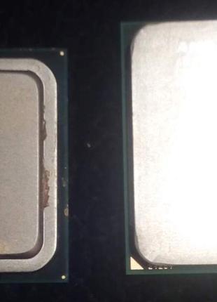 Процессоры: Intel Pentium E5800 (soket 775) и AMD Athlon 64 3200+