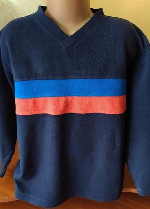 Флисовый свитер, кофта, флиска adams