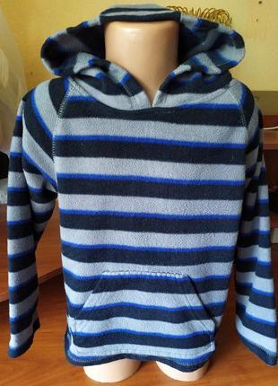Флисовый свитер, кофта, флиска реглан