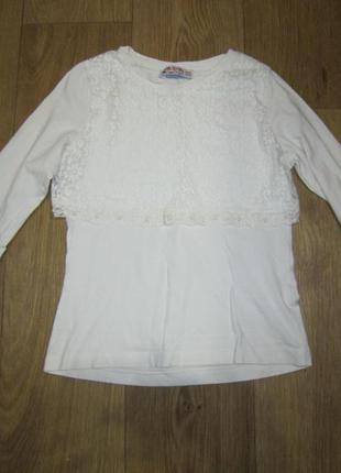 Блуза на 6-7 лет