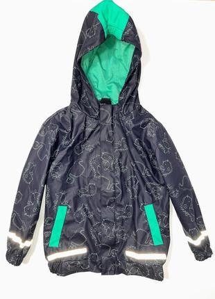 Дождевик куртка мальчику x-mail. размер 104-110