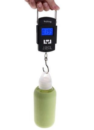 Электронные весы-кантер WeiHeng WH-A08 до 50 кг
