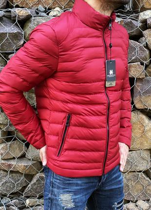 Мужская куртка осень Hubmond classic (M - 3XL)
