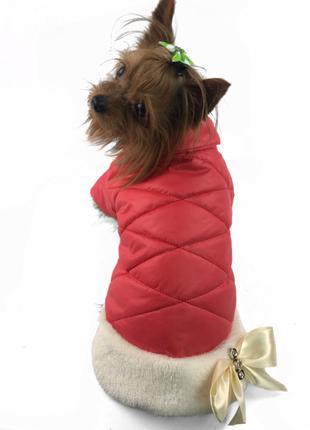 Одежда для собак курточка для собачки