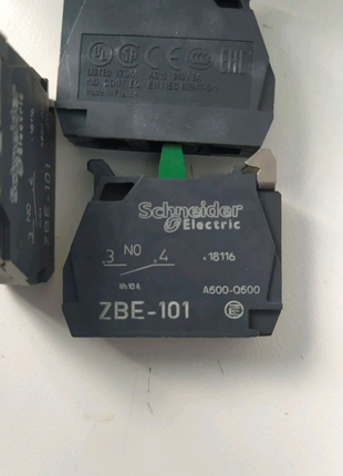 БЛОК КОНТАКТ Schneider electric zbe101