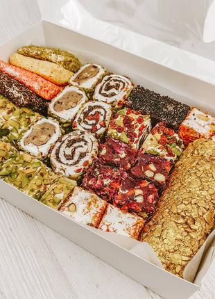 Набор турецкого рахат-лукума