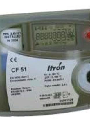 Счетчик Тепловычислитель CF 51 (CF51) Itron
