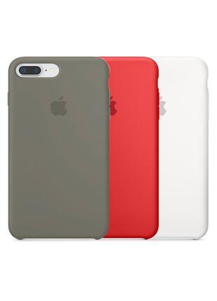 Чехол Silicone Case Для Apple IPhone 8 Plus