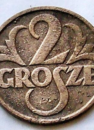 2 гроша 1928 года