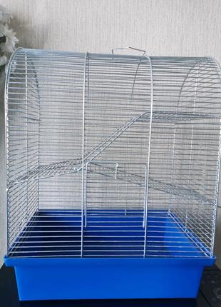 Продам клетку для крыс, хомяков.