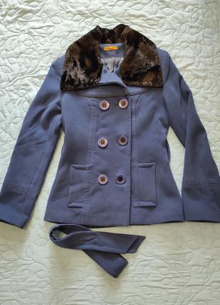 Укороченное Пальто Alberto Pantini