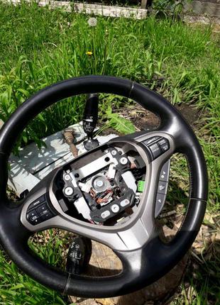Руль Honda Accord VIII