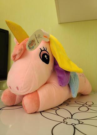 Плед-подушка игрушка