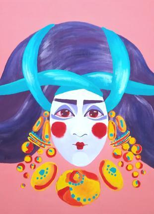 Картина Цвет Сакуры