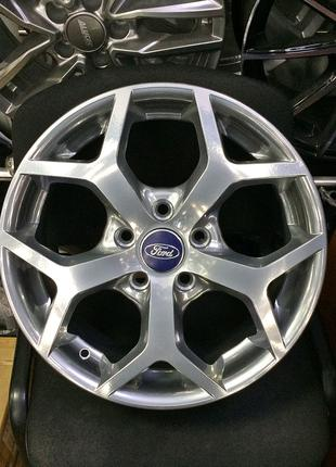 Диски литые 5x108 R16 Ford Focus,Mondeo, Transit Connect,C-Max