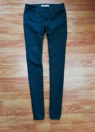 Женские яркие облегченные джинсы - скинни amisu - размер 42