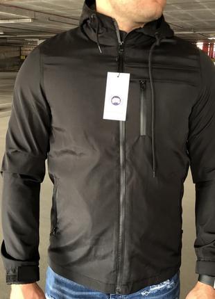 Куртка мужская Canada Goose Forester Coat Black