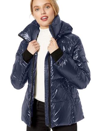 Пуховая женская куртка Американского бренда S13